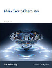 Main Group Chemistry by W. Henderson