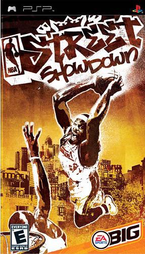 NBA Street: Showdown for PSP