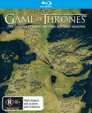 Game of Thrones - The Complete First, Second & Third Season (Vanilla Edition) on Blu-ray