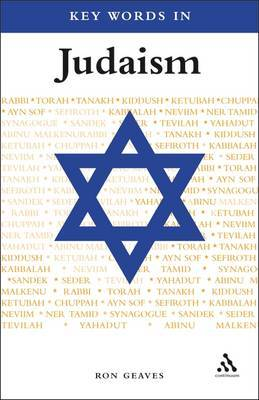 Key Words in Judaism by Ron Geaves