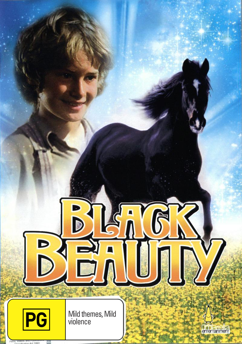 Black Beauty on DVD image