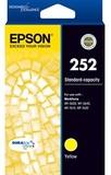 Epson Ink Cartridge - 252 (Yellow)