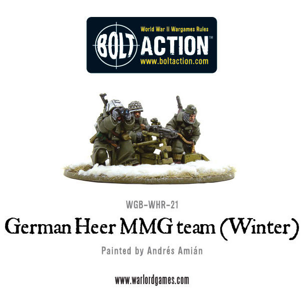 Flamethrower Teams Warlord Games Bolt Action German Heer Pioneer Panzerschreck