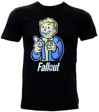 Fallout Vault Boy Charisma T-Shirt (X-Large)