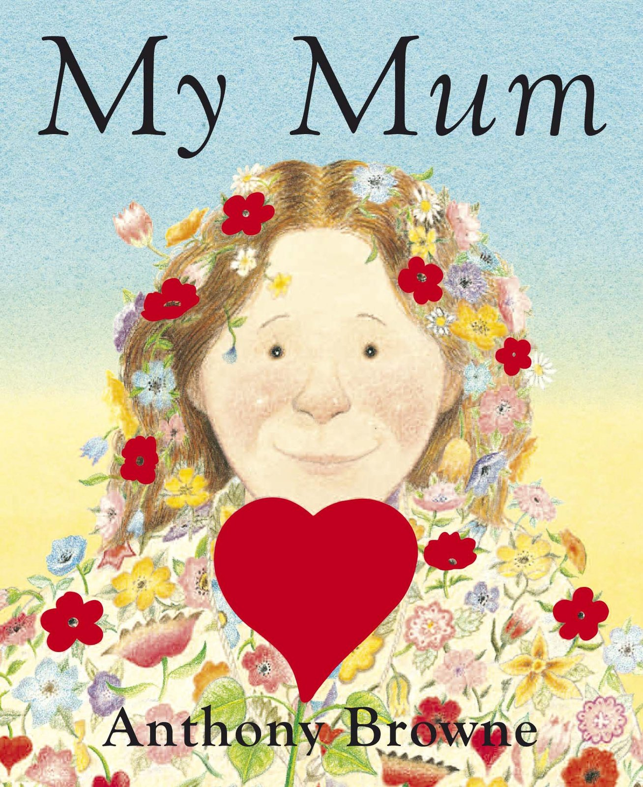Buy my mum at mighty ape nz my mum by anthony browne image fandeluxe Choice Image