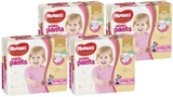Huggies Ultimate Nappy Pants Bulk Shipper - Walker Girl 14-18kgs (112)