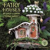 Fairy Houses 2018 Mini Wall Calendar by Sally J Smith