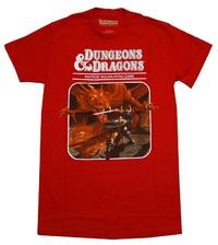 Dungeons & Dragons: Classic Cover - Men's T-Shirt (2XL)