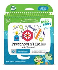 Leapstart: Preschool Stem - Activity Book (Level 2)