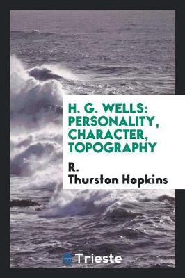 H. G. Wells by R.Thurston Hopkins image