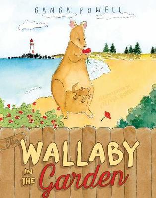 The Wallaby in the Garden by Ganga Powell image