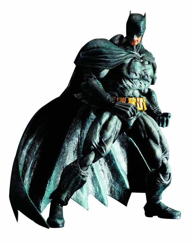 Batman: Arkham City - Batman (Dark Knight Returns) - Play Arts Kai Figure