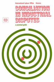 Conciliation in Industrial Disputes by ILO