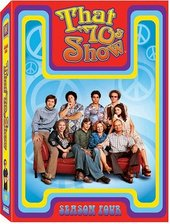 That '70s Show - Season 4 (4 Disc Set) on DVD