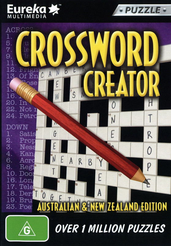 Over 1 Million Crossword Puzzles for PC