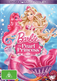 Barbie The Pearl Princess DVD