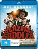 Blazing Saddles - 40th Anniversary Edition on Blu-ray