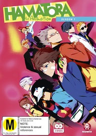 Hamatora: The Animation - Season 1 on DVD