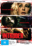 Intruder on DVD