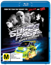 Superfast and Super Furious on Blu-ray