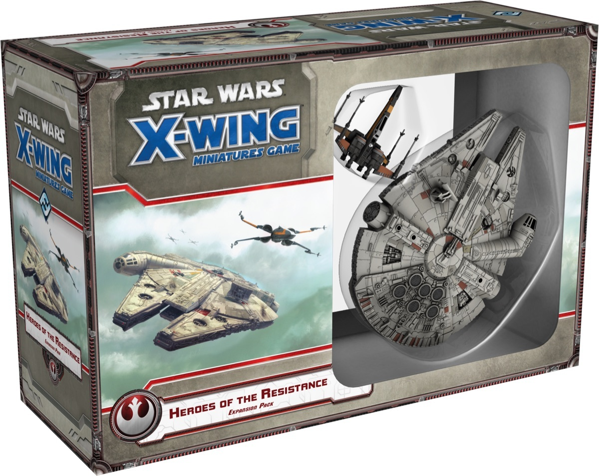Heroes of the Resistance Expansion Pack image