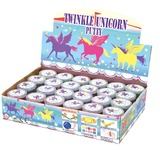 Twinkle Unicorn Putty (Assorted Colours)