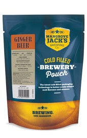 Mangrove Jack's Traditional Series Ginger Beer Pouch