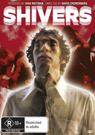 Shivers on DVD