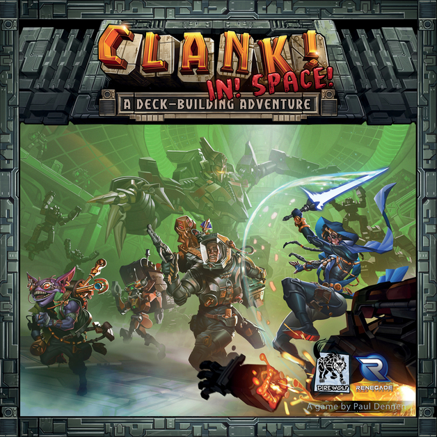 Clank in Space - Board Game