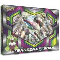 Pokemon TCG Tsareena- GX Box