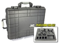 Battle Foam: The Tripoli - Black Label Case (Pluck Foam Load Out)