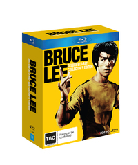 Bruce Lee: Deluxe Blu-Ray Collector's Edition on Blu-ray