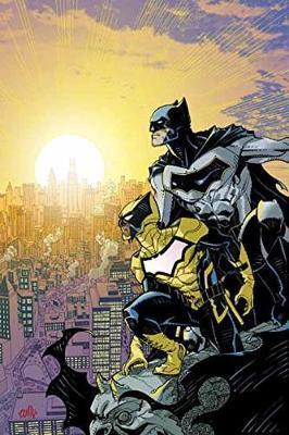 Batman and the Signal by Tony Patrick
