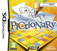 Pictionary for Nintendo DS