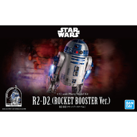 Star Wars 1/12 R2-D2(Rocket Booster) - Model Kit