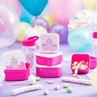 Set of 3 Luna Caticorn Lunch Boxes