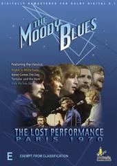 The Moody Blues - The Lost Performance