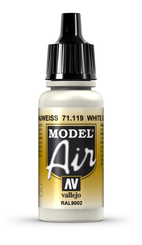 Vallejo: Model Air - White Grey (17ml)