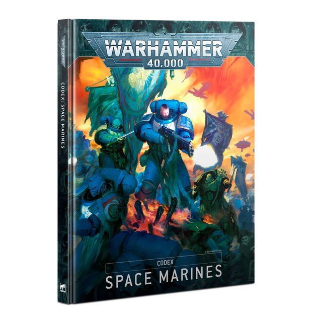 Warhammer 40,000 Codex: Space Marines (2020)