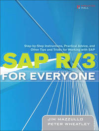 SAP R/3 for Everyone by Jim Mazzullo image