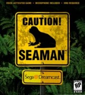 Seaman with Microphone ( US )