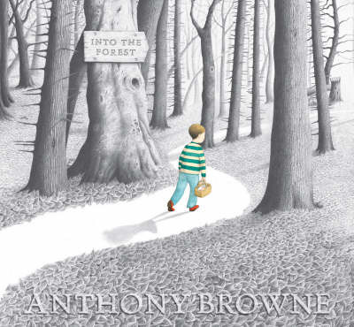 Into the Forest by Anthony Browne image
