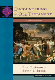 Encountering the Old Testament by Bill T Arnold image