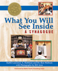 What You Will See Inside a Synagogue by Lawrence A Hoffman