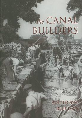 The Canal Builders by Anthony Burton image