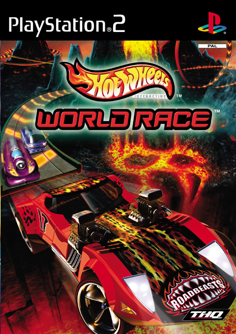 Hot Wheels: World Race for PlayStation 2 image