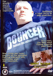 Bouncer on DVD