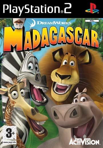 Madagascar for PlayStation 2