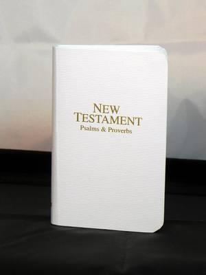 Vest-Pocket New Testament with Psalms & Proverbs-KJV