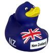 NZ Flag Bath Duck